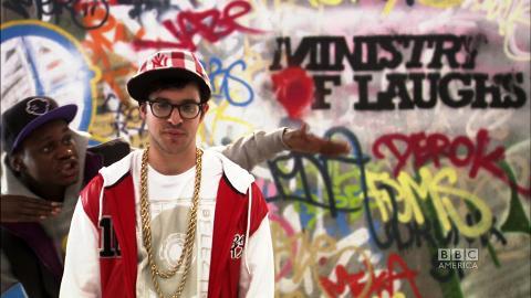 Hip Hop Slang - Simon Bird