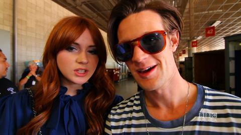 Comic-Con 2011 - Dear Arthur, Wish You Were Here