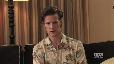 Does Matt Smith Think About His 'Doctor Who' Successors?