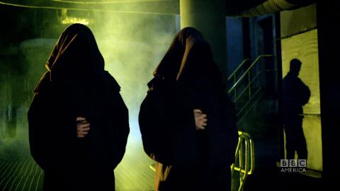 The Headless Monks - Exclusive Sneak Peek from the