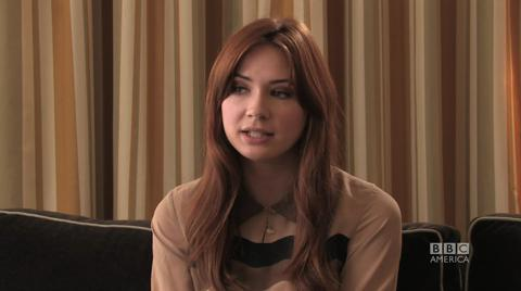 Karen Gillan Reveals Her Most Emotional 'Doctor Who' Sc...