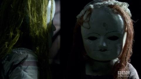 Insider: Ep 9, Pt. 2 -- Amy Pond, Scary Doll