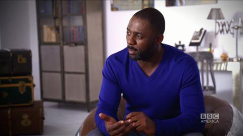 Idris Elba on a Good Script