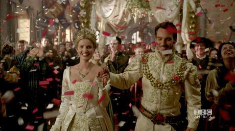 Henry Weds Bride Number Three - Jane Seymour!