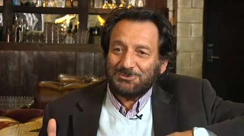 Shekhar Kapur Discusses George Mallory Biopic