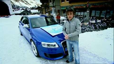 #41: Audi vs. Skiers