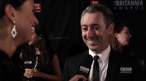 Anglophenia: Alan Cumming at the Britannia Awards