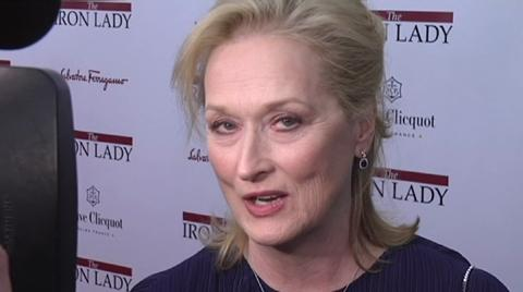 Meryl Streep on Getting Margaret Thatcher Right