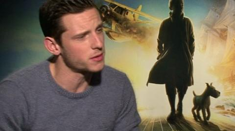 Jamie Bell on 'Tintin's' U.S. Prospects