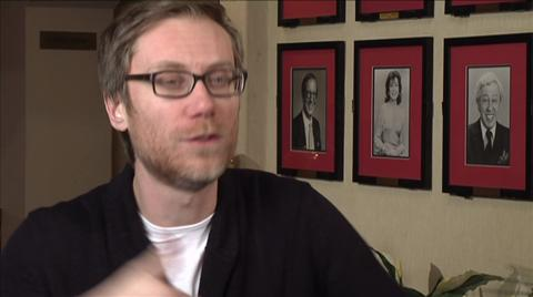 Stephen Merchant On Some of 2011's Biggest Events