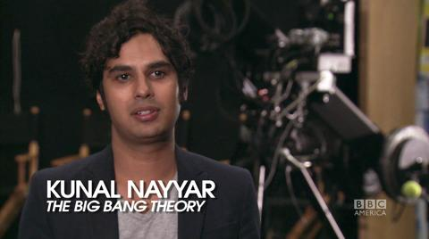 Kunal Nayyar on Giving Geeks a Voice
