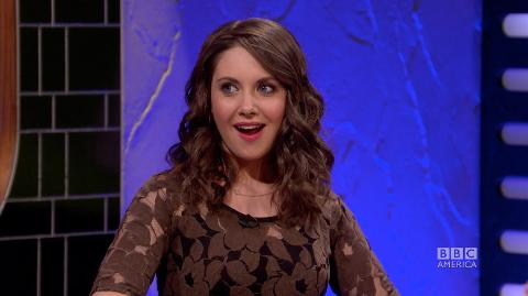 Alison Brie, The First Lady of Nerdist