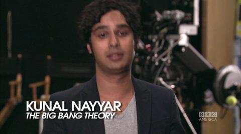 BBC America's The Nerdist: Kunal Nayyar