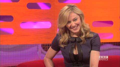 Graham Norton Show: Madonna Part 2