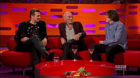 Liam Neeson & Sir Patrick Stewart Part 2
