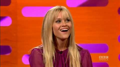Graham Norton Show: Reese Witherspoon
