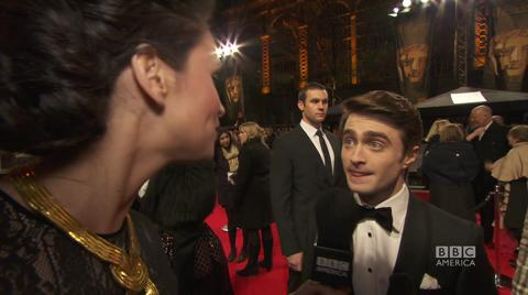 The Brit List: Interview with Daniel Radcliffe on the B...
