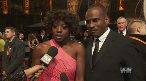 The Brit List: Interview with Viola Davis on BAFTA's Re...