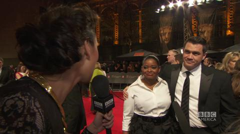 The Brit List: Interview with Octavia Spencer on BAFTA'...