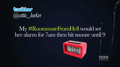 Roommate From Hell Contest