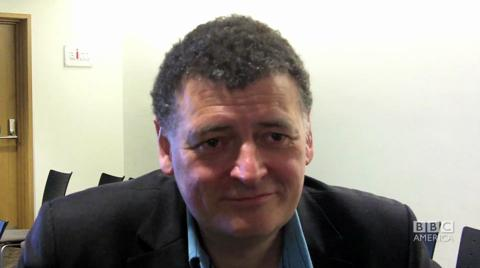 Steven Moffat on Shooting 'Doctor Who' in America