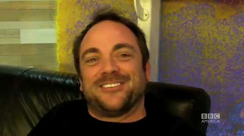 Mark Sheppard on Being a Voice for BBC America