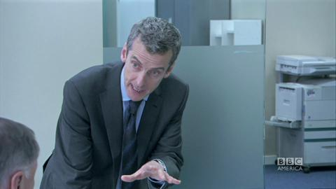 Malcolm Tucker's Secrets of Successful Leadership