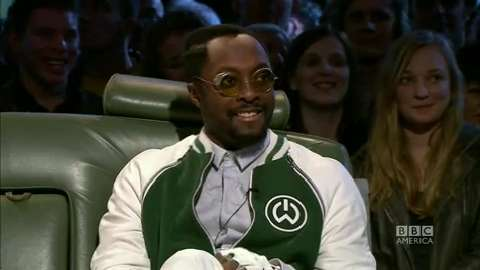 Top Gear: Will.i.am sits down with Jeremy