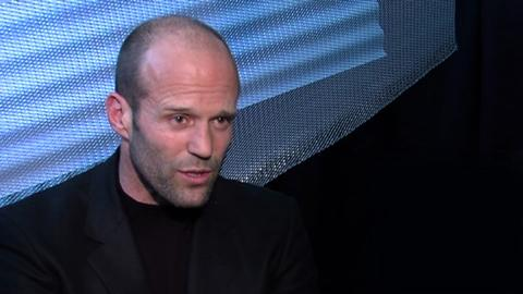 Jason Statham in a More 'Emotional' Role