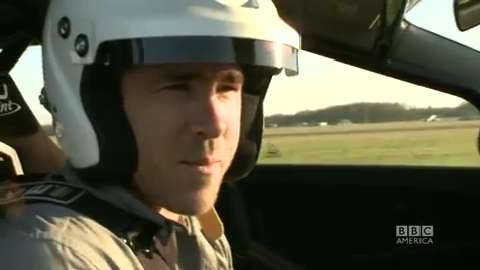 Top Gear: Ryan Reynolds Sneak Peek