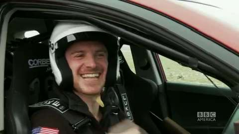 Top Gear: Michael Fassbender in the Reasonably Priced Car