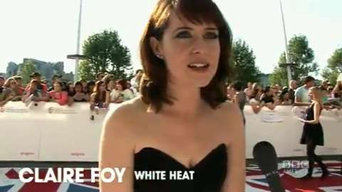 Claire Foy on White Heat