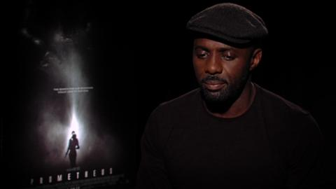 'Luther' Star Idris Elba Talks 'Prometheus'