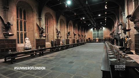 Summer of London: The Making of 'Harry Potter'
