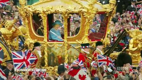 Summer of London: The Queen's Diamond Jubilee