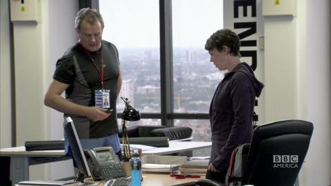 Hugh Bonneville Comes to BBC America
