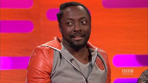 Will.i.am on Horseback