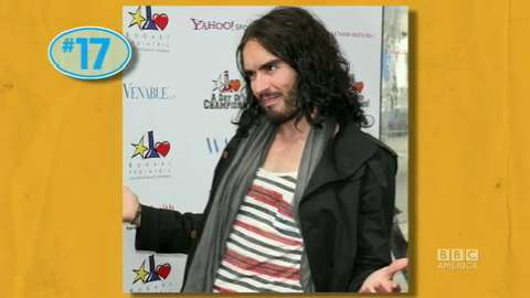 The Brit List: Russell Brand Is One Bad Boy
