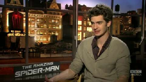 Andrew Garfield Recalls 'Doctor Who' Role, Praises Tenn...