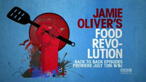 Jamie Oliver's Food Revolution: Series Premiere Trailer