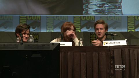 Doctor Who: Comic-Con 2012 Panel