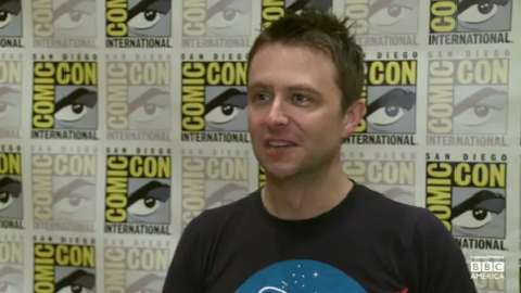 'Nerdist' Host Chris Hardwick on Getting to Know the 'D...