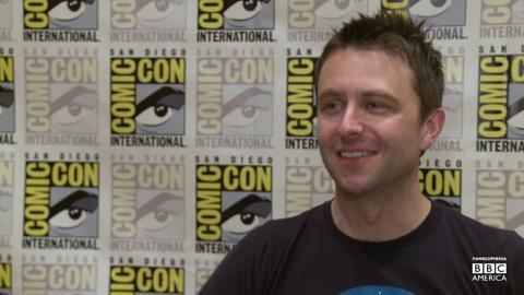 'Nerdist' Host Chris Hardwick on His 'Doctor Who' Cospl...