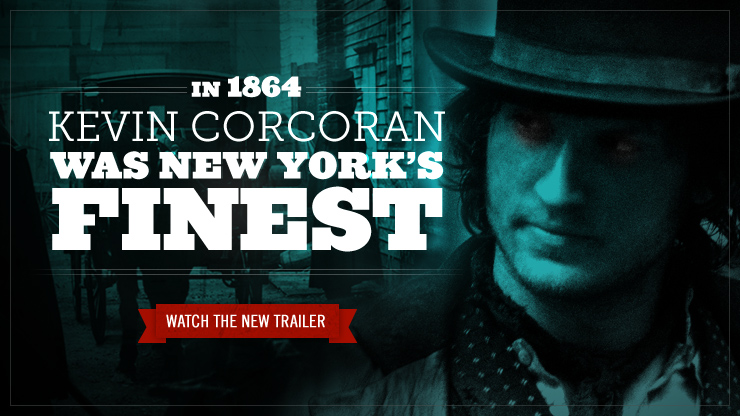 Series Trailer: He Was New York's Finest