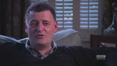 Steven Moffat on Time Travel