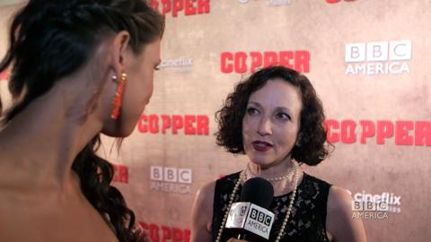 Premiere Screening: Interview with Bebe Neuwirth