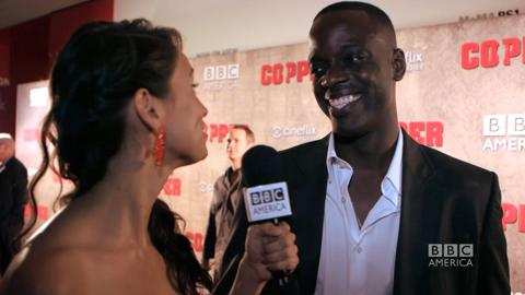 Premiere Screening: Interview with Ato Essandoh