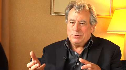 'Monty Python' Star Terry Jones on Graham Chapman: 'I D...
