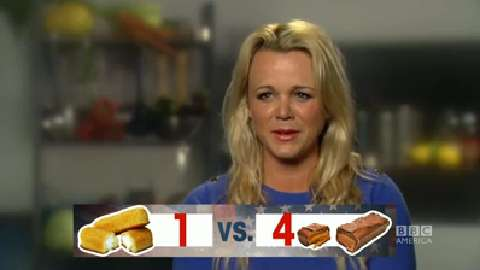 Chef Race: Twinkie or Mars Bar?