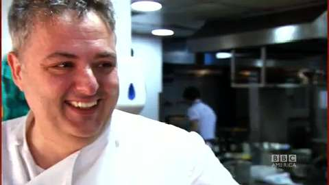 Chef Race: A Morsel of Humble Pie from Chef Richard
